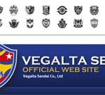 ベガルタ仙台のホームページにも紹介されています。